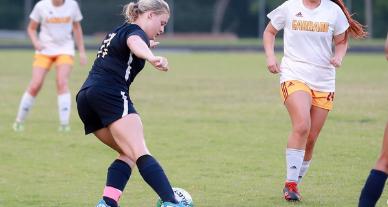 Knox Central Girls Soccer 2021