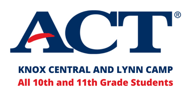 ACT Testing Date graphic